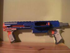 RU Nerf RAIDER DARDO CS-35 pistola giocattolo SOLO CORPO FUNZIONANTE TESTATO