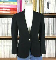 TED BAKER Adale jacket blazer minimalist office XXS 0 UK 6 US 2