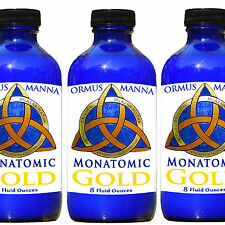 8 oz MONATOMIC GOLD ORMUS Manna ~DNA Repair~ HEIGHTENED AWARENESS ~ LUCID DREAM