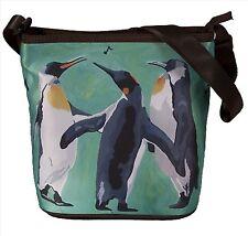 Penguin Large Cross Body by Salvador Kitti - Great Christmas Bag!