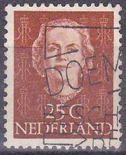 Netherlands Stamp 1949 SC 312 - 25 c . used $$$/ (08/05)