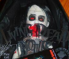 Living Dead Dolls Roxie Variant Horror Series 22 Goth Mezco Doll Ed Long Monster