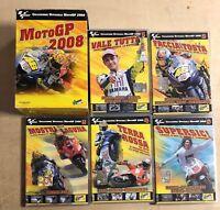 MOTOGP 2008 5 DVD + COFANETTO