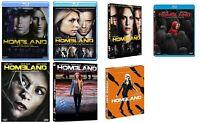 Homeland - Caccia Alla Spia - Stagioni 1-7 - Cof. Singoli 21 Blu Ray - Nuovo