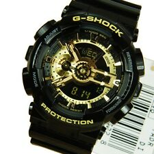 Imported Casio G-Shock, GA 110 GB  Black Dial Sports Watch For Men