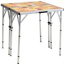 Mesas para campamento