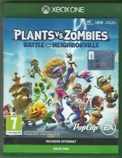 Plants vs Zombies Battle for Neighborville - Ita - XBox One - PAL