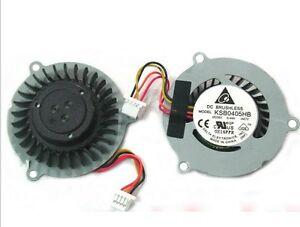 ASUS eeepc 1015T 1015B laptop cpu cooling Cooler Fan AMD KSB0405HB-AE72