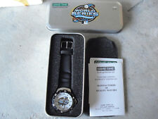 Game Time 2003 World Series 100th Anniversary Quartz Watch NIP Look