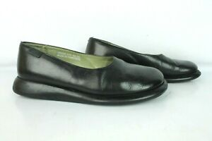 Court Shoes Mocassin Camper Black Leather T 36/UK 3.5 Very Good Condition