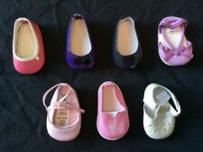 Genuine American Girl Doll Spare Shoes Various from Outfits (Choose one only!)