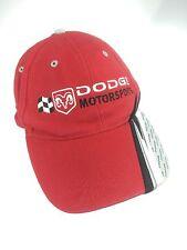 Dodge Motorsports NASCAR Vintage Adjustable Hat / Cap