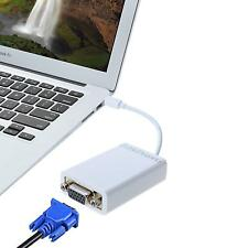 Mini Display Port DP to VGA Adapter Cable For Microsoft Surface Pro High Quality