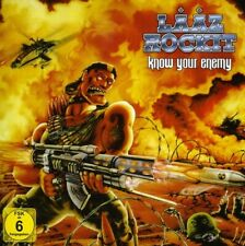 Know Your Enemy - Laaz Rockit (CD New)