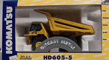 Komatsu Joal HD605-5 Dump Truck 1:50 Ref:291