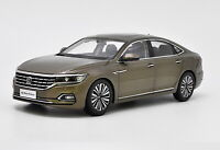1/18 Scale VW Volkswagen New Passat 2019 Gold DieCast Car Model Toy Collection