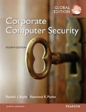 Corporate Computer Security 4e by Randall J. Boyle and Raymond R. Panko