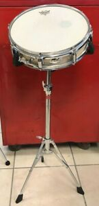Ludwig Snare Drum and Bell Kit with Rolling Bag and Practice Pad - FAST SHIPPING