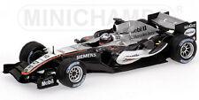 Minichamps MCLAREN MERCEDES mp4-20 WINNER J.P. Montoya British GP 2005, 1:43