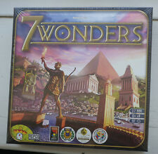 7 Wonders Card Game (Seven Wonders Card Game)