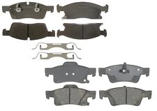 NEW Front and Rear Ceramic Brake Pad Sets Kit ACDelco For Dodge Durango 11-16