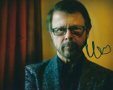BJORN ULVAEUS ABBA SIGNED 8x10 PHOTOGRAPH - UACC & AFTAL RD AUTOGRAPH