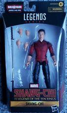 """Marvel Legends Shang-Chi Mr. Hyde series Shang-Chi Action Figure 6"""" No BAF"""
