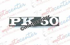 0128- Plaque Latéral Pk 50 pour Coffre Dx. Vespa Pk 50