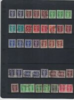 India Stamps Page  Ref 33210