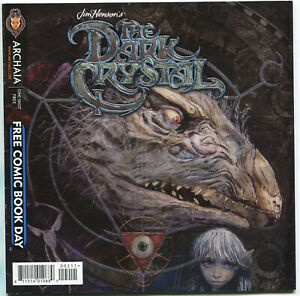 DARK CRYSTAL / MOUSE GUARD Free Comic Book Day edition, NM