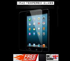 Real Tempered Glass Film Screen Protector Tough Glass For Apple iPad 2/3/4 UK