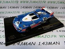 voiture 1/43 IXO 24 Heures MANS MATRA MS670B #12 1973 LMC114 Jaussaud