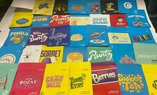 Cookies Bags SF W/Stickers - EMPTY PACKAGING - 34 Flavors -50pcs for $39.99