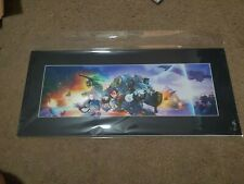 Overwatch 2 Welcome to Rio Limited Edition #14 of 150 Art Print