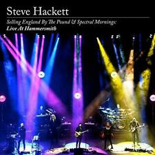 Steve Hackett - England by The Pound & Spectral Mornings Live at