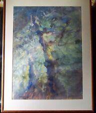 1925 Australian Painting by Doris Boyd 1889-1960 Mother of Arthur Boyd 58cm x 42