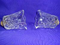 2 Home Interiors Votive Cup Candle Holders