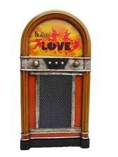 Nostalgie CD Rack Jukebox Musikbox Love Vintage Aufbewahrung Regal Schrank WP121
