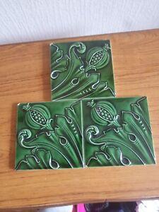 Retro Vintage Harrods Tiles