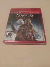 Assassin's Creed: Revelations (Sony PlayStation 3, 2011) SEALED GREATEST HITS