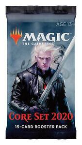 Magic the Gathering CORE 2020 Booster Pack!!