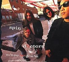 Spin Doctors You let your heart go too fast (1994) [Maxi-CD]
