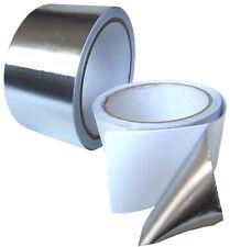 1 Rolle Aluminium Fix Band Klebeband Isolierung Dampfsperre Alu