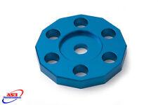 SUZUKI RM RMZ 125 250 450 FUEL TANK MOUNT SPACER BLUE