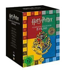 harry potter filme auf dvds und blu rays als box set. Black Bedroom Furniture Sets. Home Design Ideas