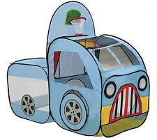 Enfants Surgissant Aventure Camion Tente De Jeu Maison Jardin D'intérieur