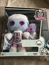 Peluche Monster High, Abbey Mostramici.
