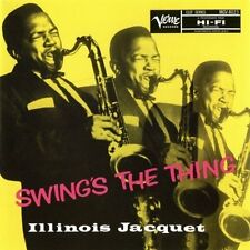 Illinois Jacquet - Swing's The Thing+2 LPs 45 rpm 200g+Analogue Prod+NEU+OVP