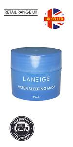 LANEIGE Water Sleeping Mask / 15ml Travel Size / Brand New