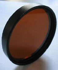 49mm Brown Rust Vintage Effect Sepia Filter
